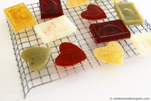 How to make melt and pour soaps and recipes