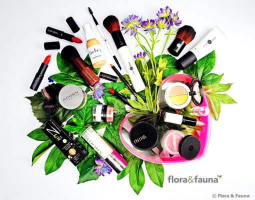 Vegan Beauty with Flora & Fauna