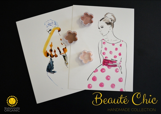 Beauté Chic- handmade collection by Mademoiselle Organic