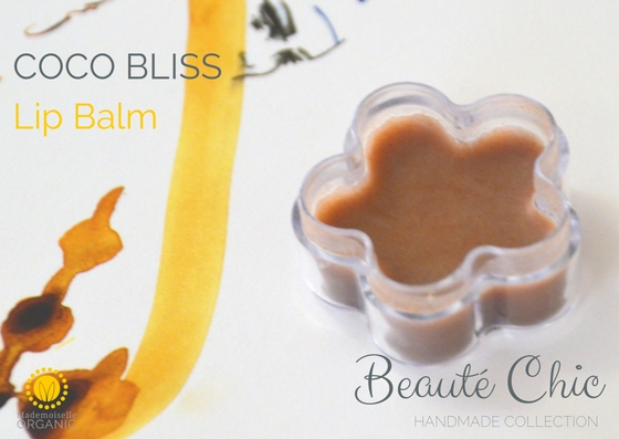 COCO BLISS - Beauté Chic- handmade collection by Mademoiselle Organic