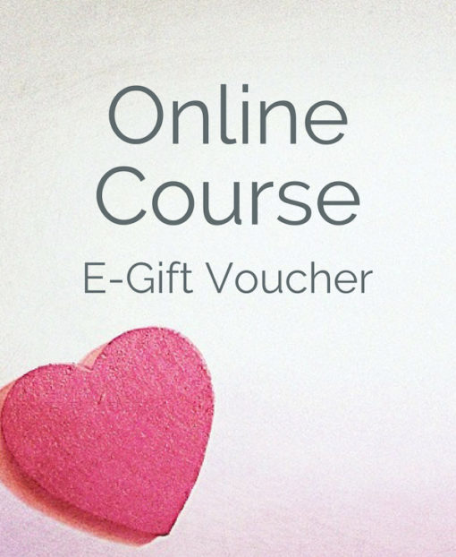 """Online Course """"Make Your Own Skincare for Beginners"""" - E GIFT Certificate"""