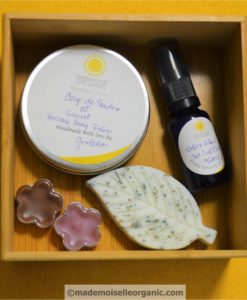 Natural Skincare Workshop by Mademoiselle Organic