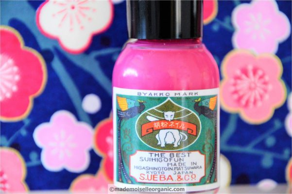 Gofun Nail Polish by Ueba Esou - Review