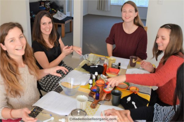 Past Workshop: DIY Beauty Made Easy with Instant Recipes