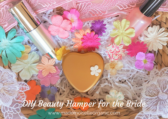 Beauty Hamper for the Bride