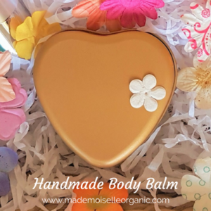 Handmade Body Balm for Wedding Guests