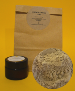 MADEMOISELLE ORGANIC FRENCH GREEN CLAY