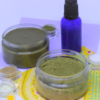Instant Natural Recipes for Haircare - DIY Beauty workshop