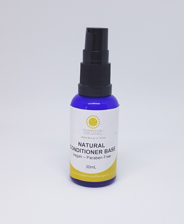 Mademoiselle Organic Natural Hair Conditioner