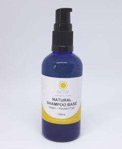 Mademoiselle Organic Natural Shampoo Base