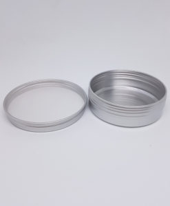 100 mL Aluminium Jar