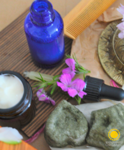 Organic Haircare Essentials - DIY Beauty Workshop