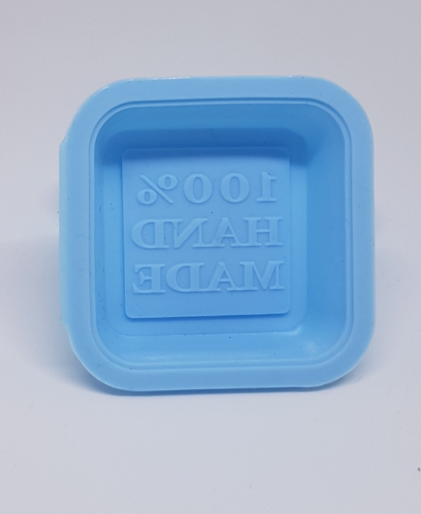 100% Handmade - Soap and Bar Mould