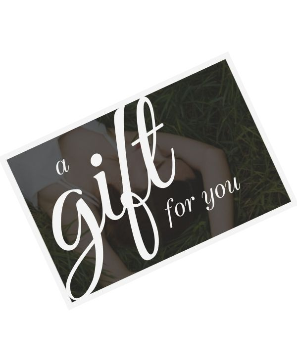 Gift virtual cards