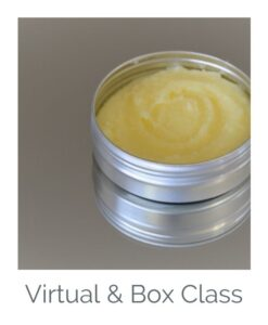 Self Paced Make your Own Body Balm Class