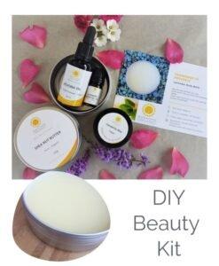 Moisturising Hand & Body Balm - DIY Beauty Kit