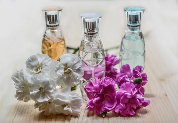 What are perfumes made of?